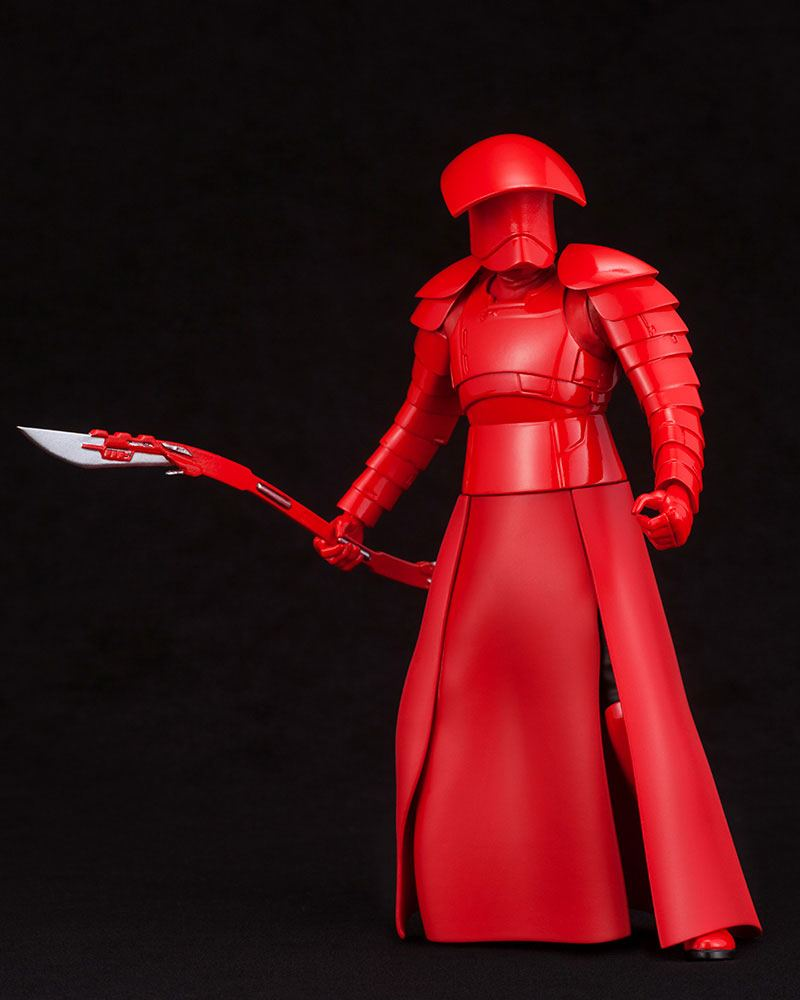 Kotobukiya Star Wars Episode VIII  Elite Praetorian Guards ARTFX+ 1/10 Statue 2 Pack