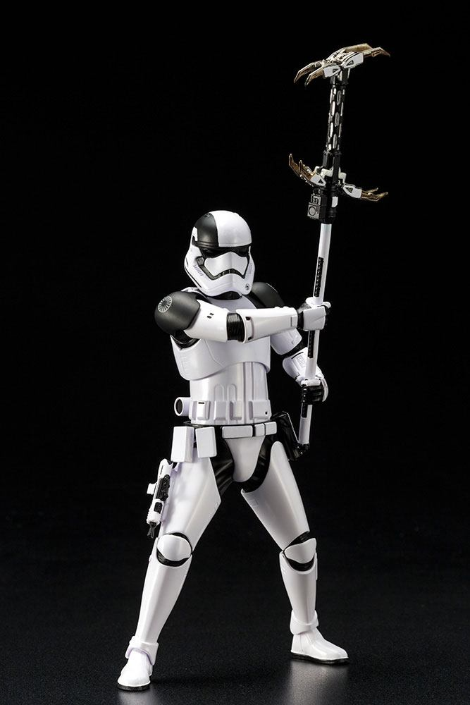 Kotobukiya Star Wars Episode VIII First Order Stormtrooper Executioner ARTFX+ 1/10 Statue