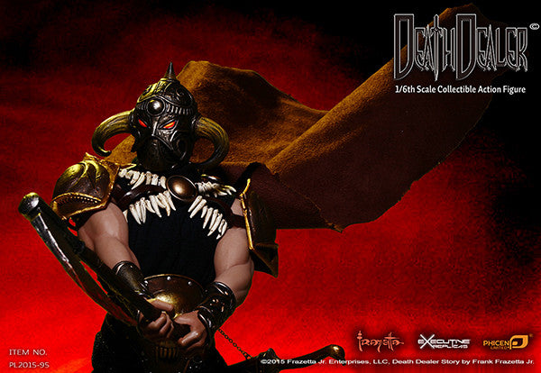 Phicen Death Dealer 1/6 Action Figure - Movie Figures - 12