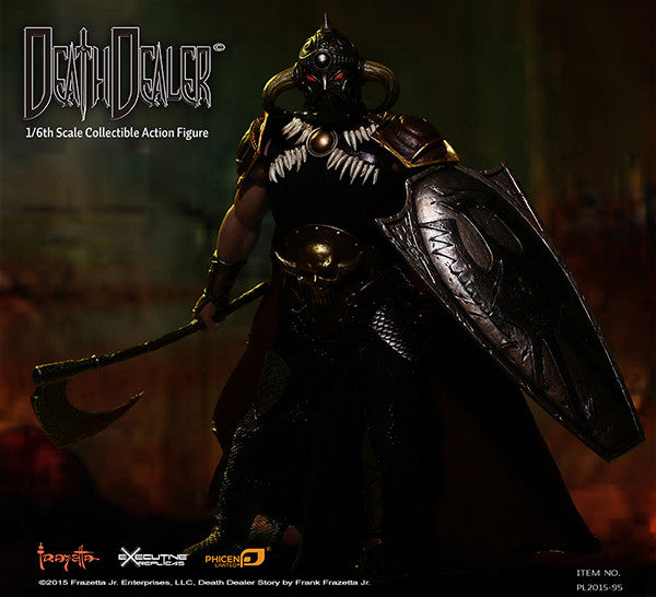 Phicen Death Dealer 1/6 Action Figure - Movie Figures - 13