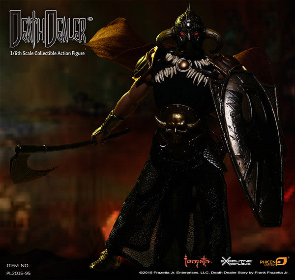 Phicen Death Dealer 1/6 Action Figure - Movie Figures - 15