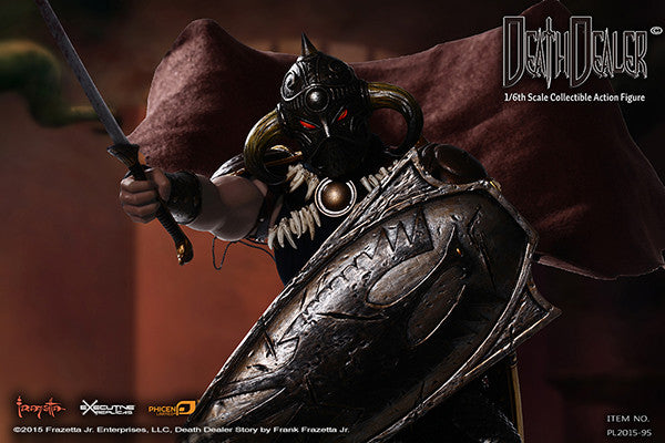 Phicen Death Dealer 1/6 Action Figure - Movie Figures - 16