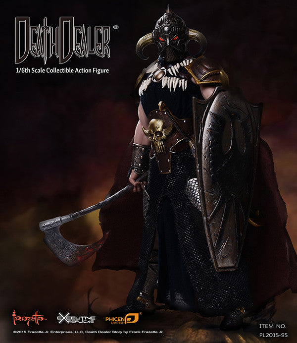 Phicen Death Dealer 1/6 Action Figure - Movie Figures - 18