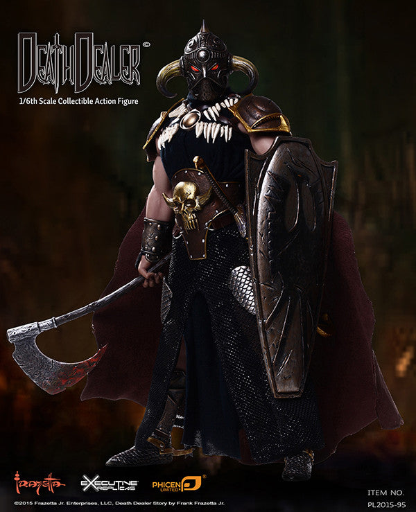 Phicen Death Dealer 1/6 Action Figure - Movie Figures - 19