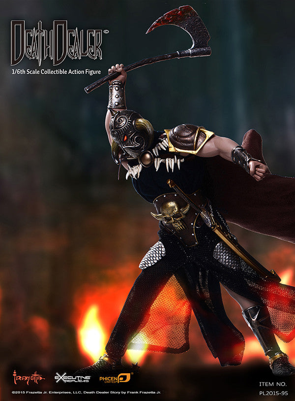 Phicen Death Dealer 1/6 Action Figure - Movie Figures - 21