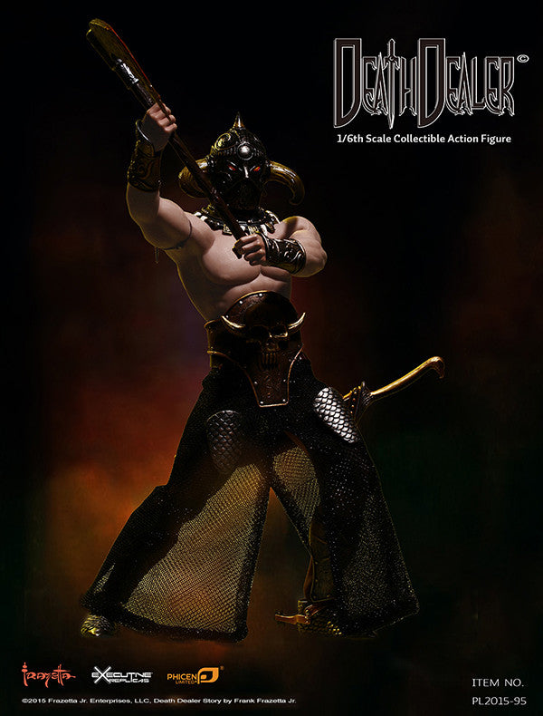 Phicen Death Dealer 1/6 Action Figure - Movie Figures - 2