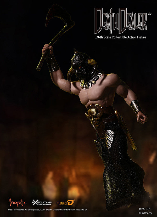 Phicen Death Dealer 1/6 Action Figure - Movie Figures - 3