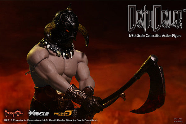 Phicen Death Dealer 1/6 Action Figure - Movie Figures - 4