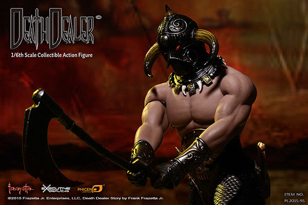 Phicen Death Dealer 1/6 Action Figure - Movie Figures - 5