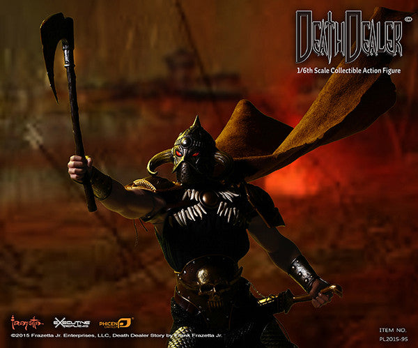 Phicen Death Dealer 1/6 Action Figure - Movie Figures - 6