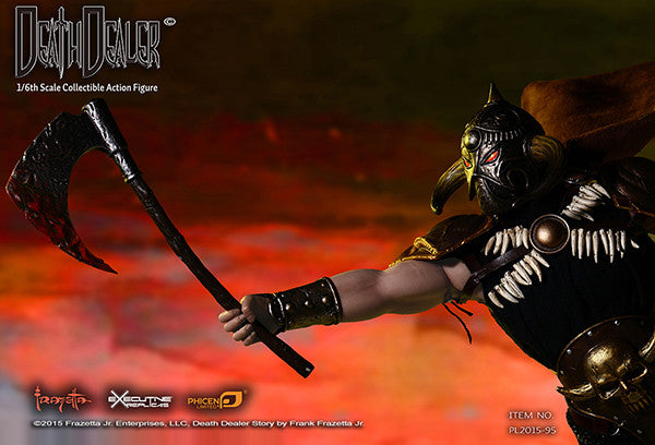 Phicen Death Dealer 1/6 Action Figure - Movie Figures - 7