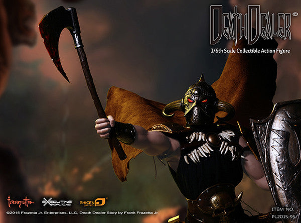 Phicen Death Dealer 1/6 Action Figure - Movie Figures - 8