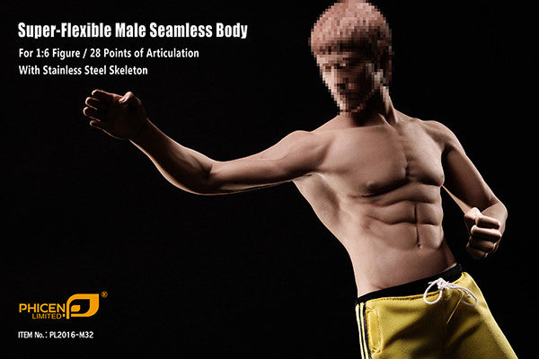 Phicen M32 Asia Male Seamless 1/6 Body Action Figure - Movie Figures - 3
