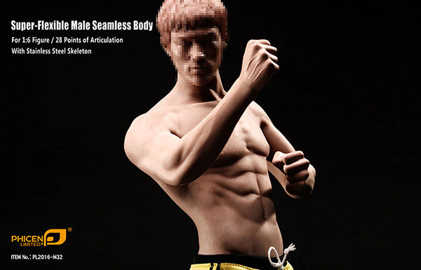 Phicen M32 Asia Male Seamless 1/6 Body Action Figure - Movie Figures - 7