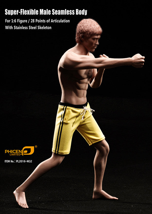 Phicen M32 Asia Male Seamless 1/6 Body Action Figure - Movie Figures - 8