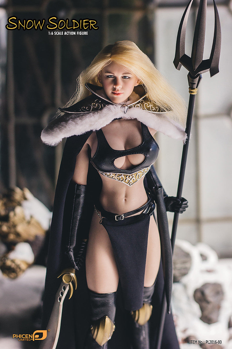 Phicen Snow Soldier 1/6 Action Figure - Movie Figures - 10