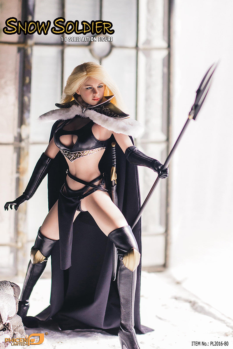 Phicen Snow Soldier 1/6 Action Figure - Movie Figures - 1