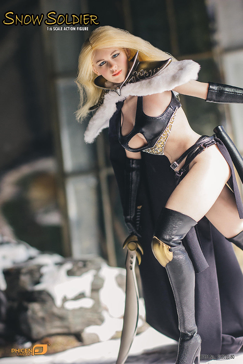 Phicen Snow Soldier 1/6 Action Figure - Movie Figures - 5