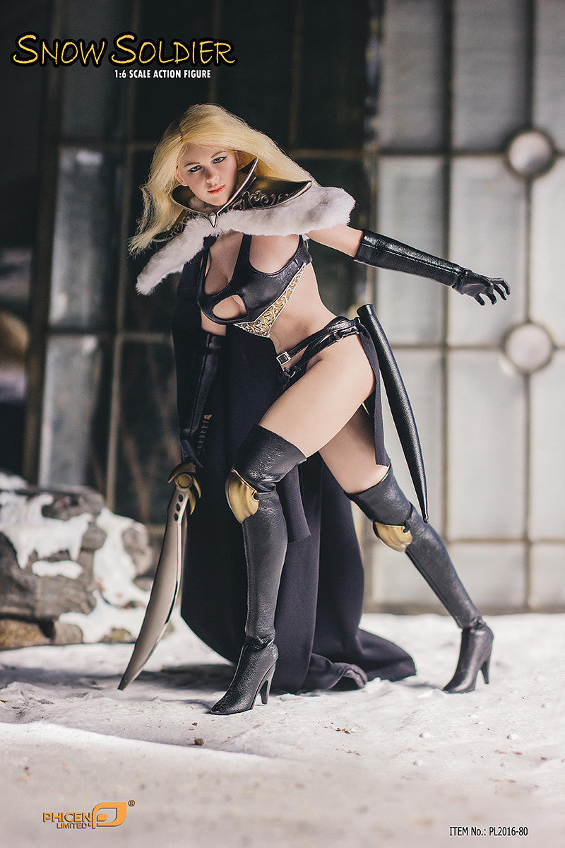 Phicen Snow Soldier 1/6 Action Figure - Movie Figures - 6