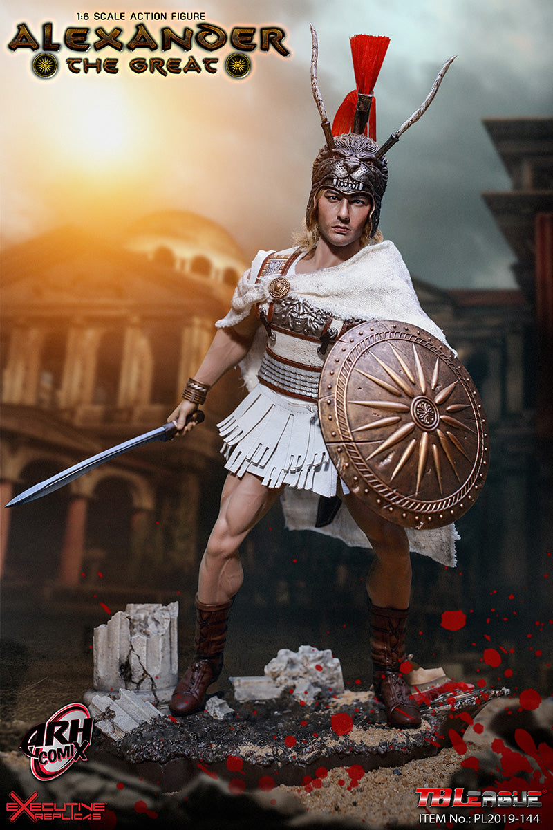 Phicen TBLeague Alexander the Great 1/6 Action Figure