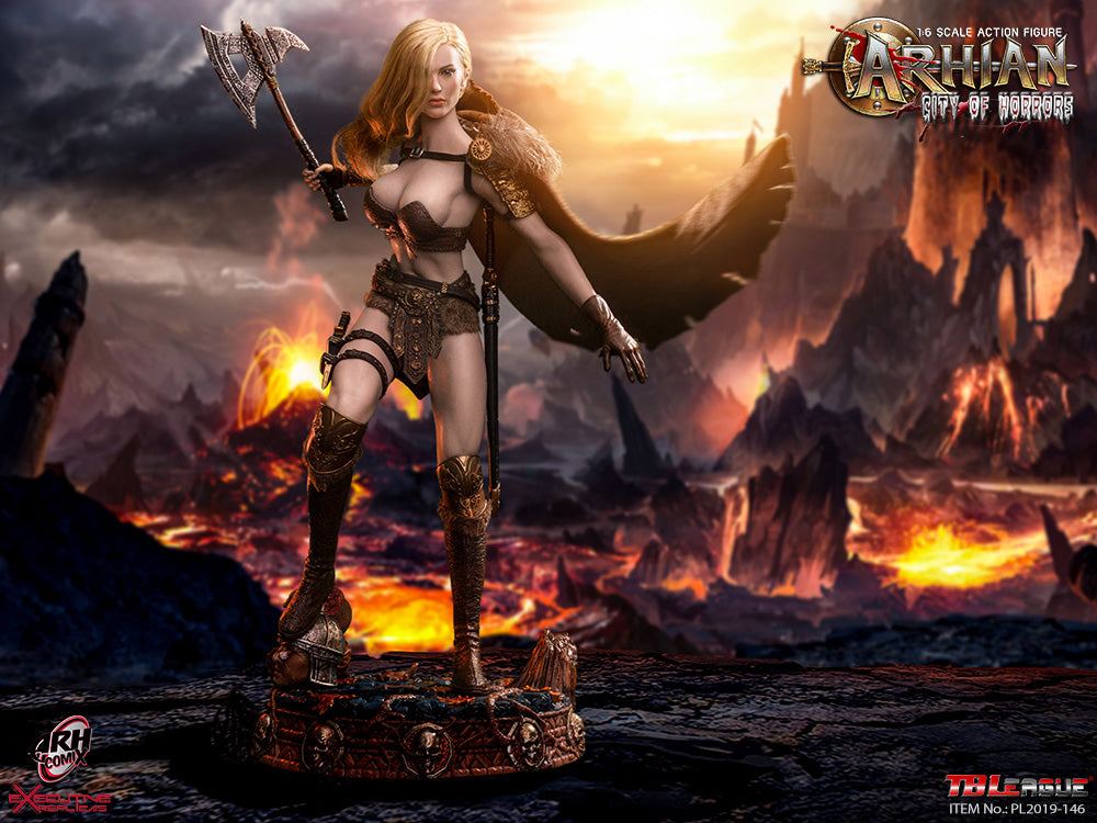 Phicen TBLeague Arhian City of Horrors 1/6 Action Figure