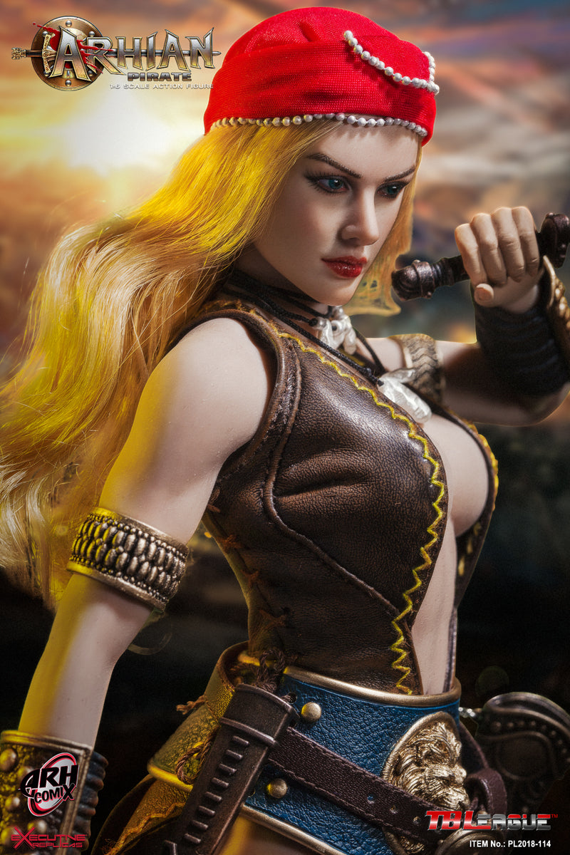 Phicen TBLeague Arhian Pirate 1/6 Action Figure