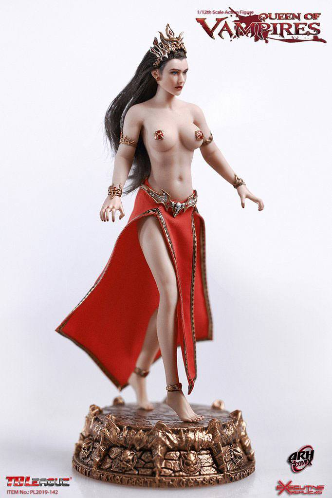 Phicen TBLeague Arkhalla Queen of Vampires 1/12 Action Figure