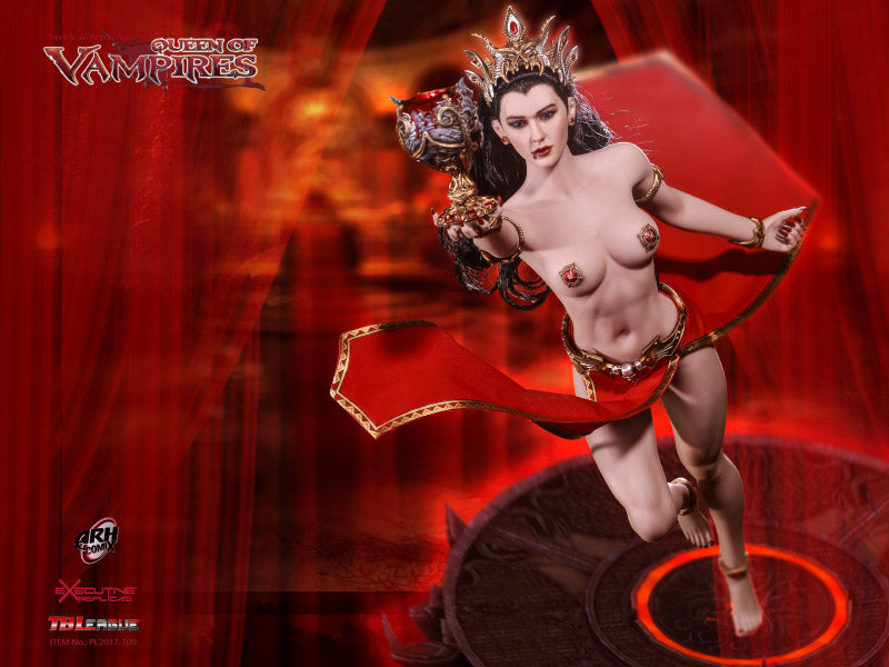 Phicen TBLeague Arkhalla Queen of Vampires 1/6 Action Figure