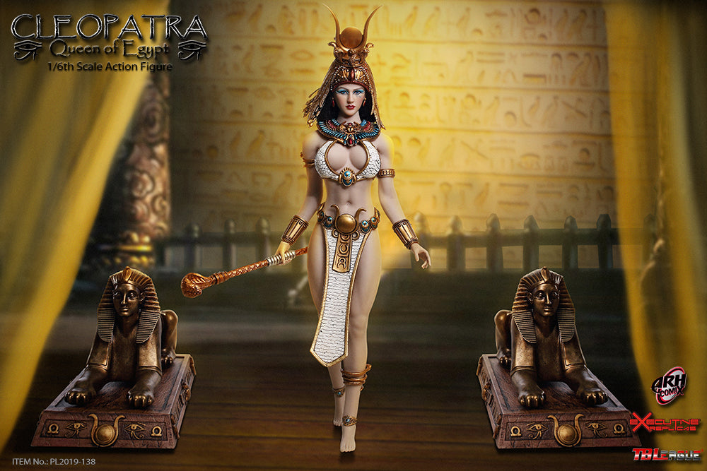 Phicen TBLeague Cleopatra Queen of Egypt 1/6 Action Figure