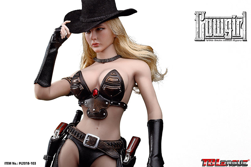 Phicen TBLeague Cowgirl 1/6 Action Figure