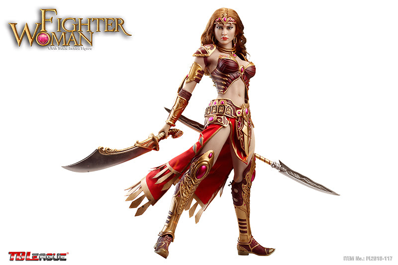 Phicen TBLeague Fighter Woman 1/6 Action Figure