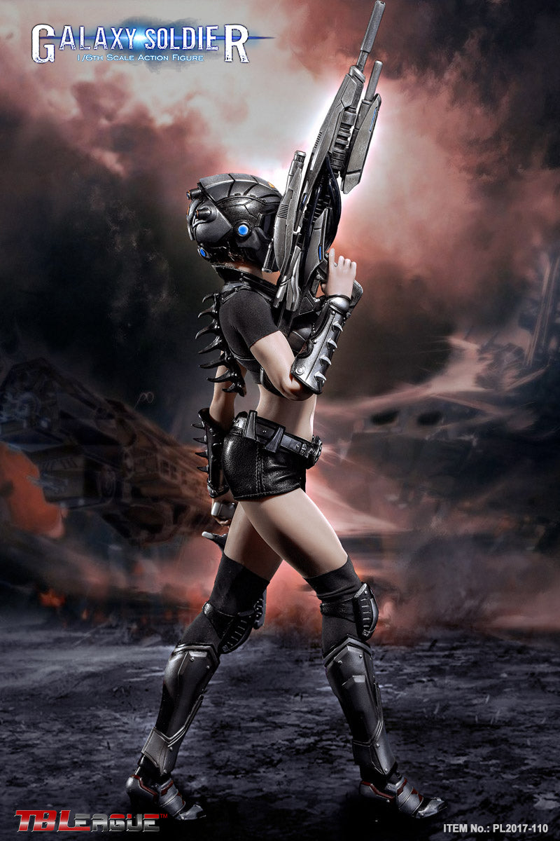 Phicen TBLeague Galaxy Soldier 1/6 Action Figure