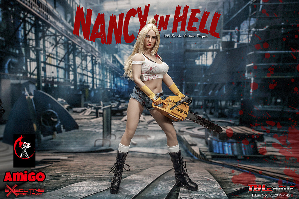 Phicen TBLeague Nancy in Hell 1/6 Action Figure