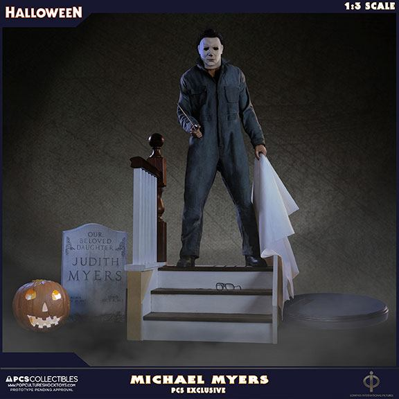 Pop Culture Shock Halloween Michael Myers Exclusive 1/3 Statue
