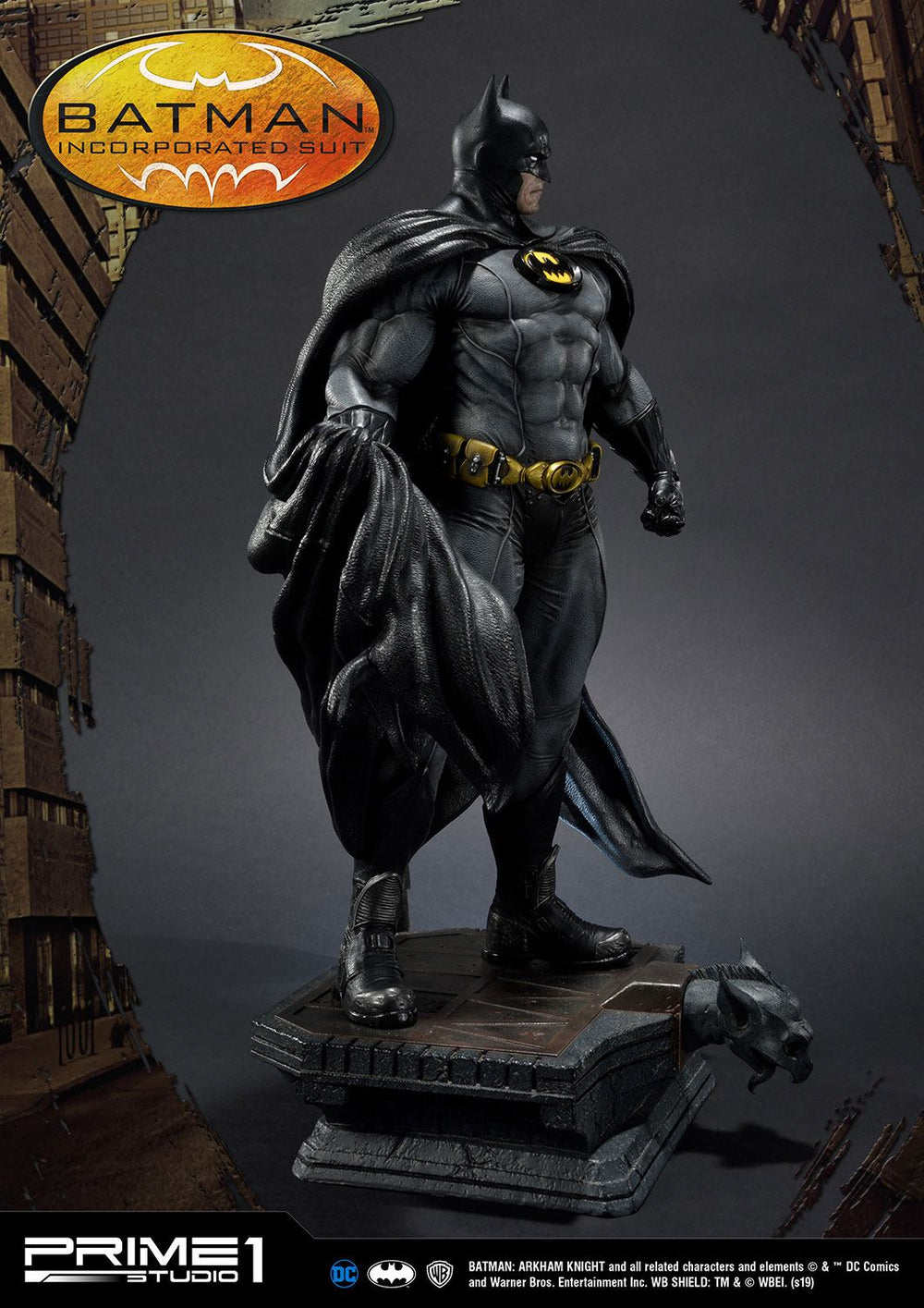 Prime 1 Studio Batman Arkham Knight Batman Incorporated Suit 1/5 Statue