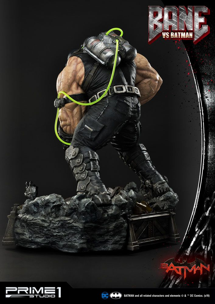 Prime 1 Studio DC Comics Bane vs Batman 1/3 Statue