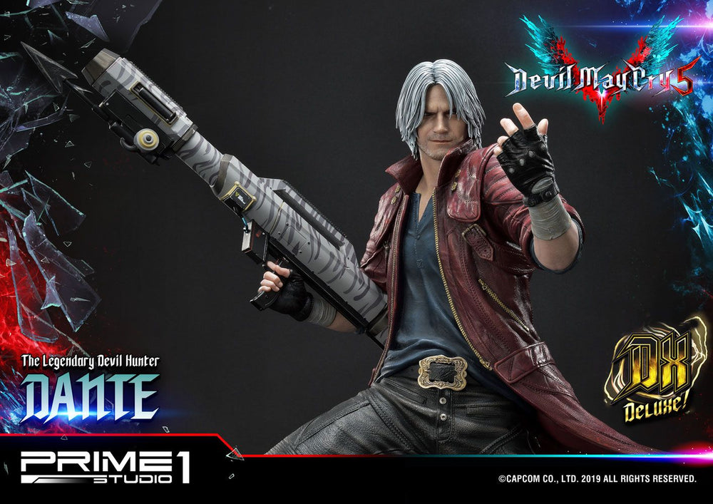 Prime 1 Studio Devil May Cry 5 Dante Deluxe Version Statue