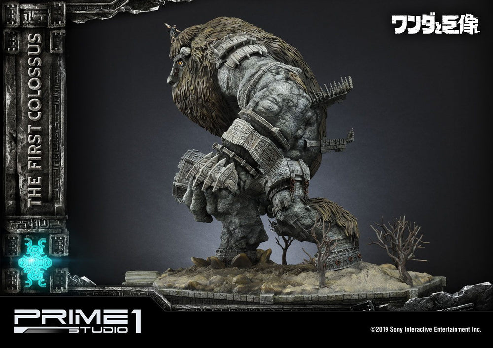 Prime 1 Studio Shadow of the Colossus The First Colossus Statue