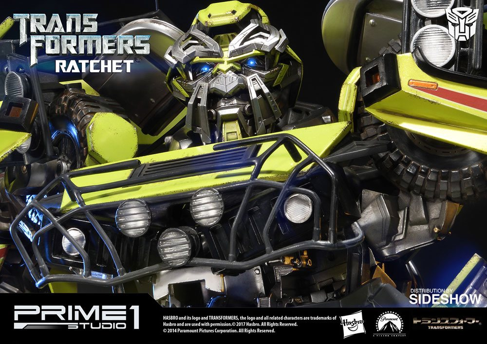 Prime 1 Studio Transformers Ratchet Statue