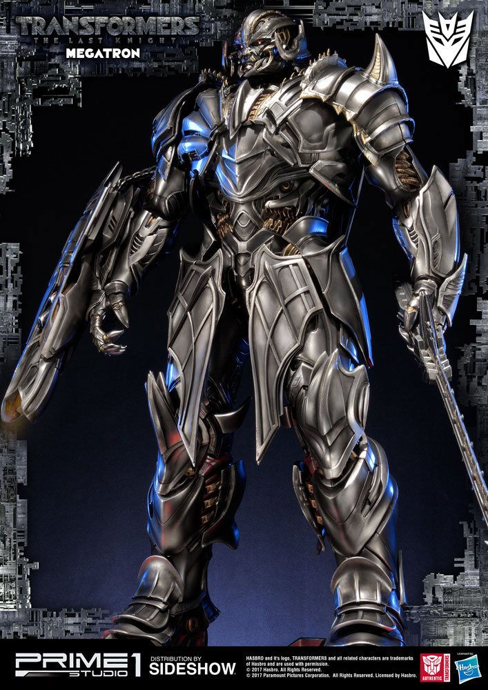 Prime 1 Studio Transformers The Last Knight Megatron Statue