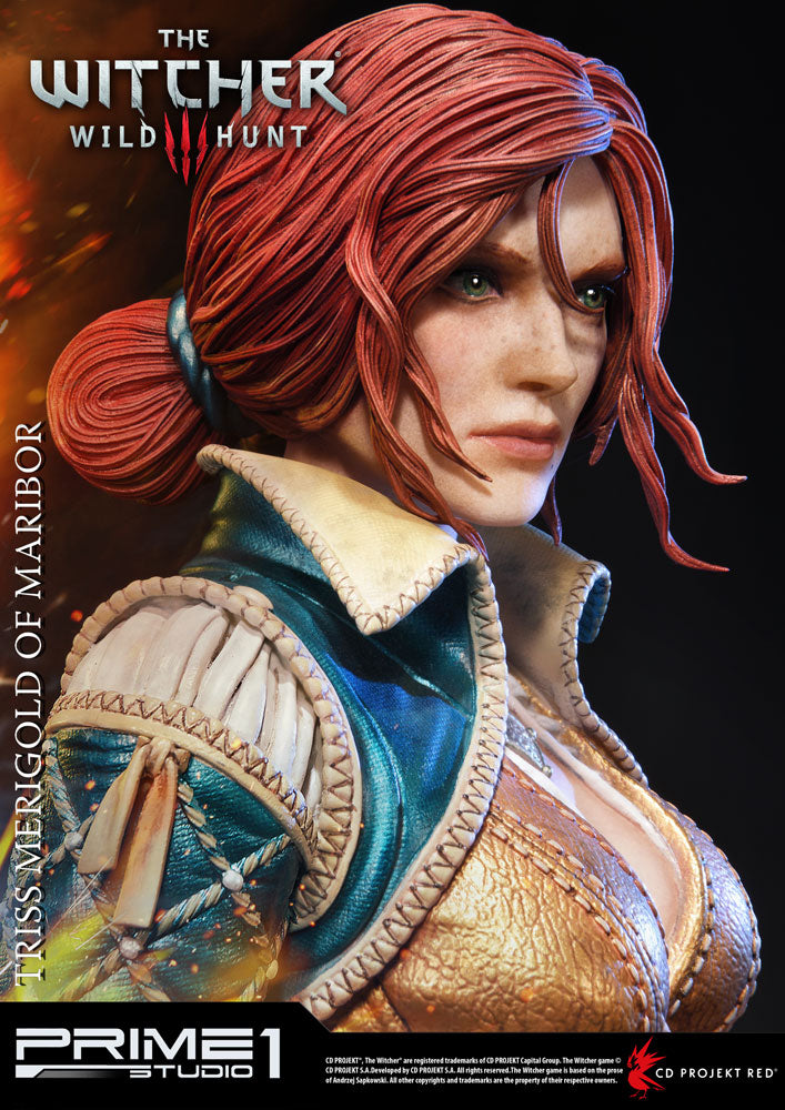 Prime 1 Studio Witcher 3 Wild Hunt Triss Merigold Statue