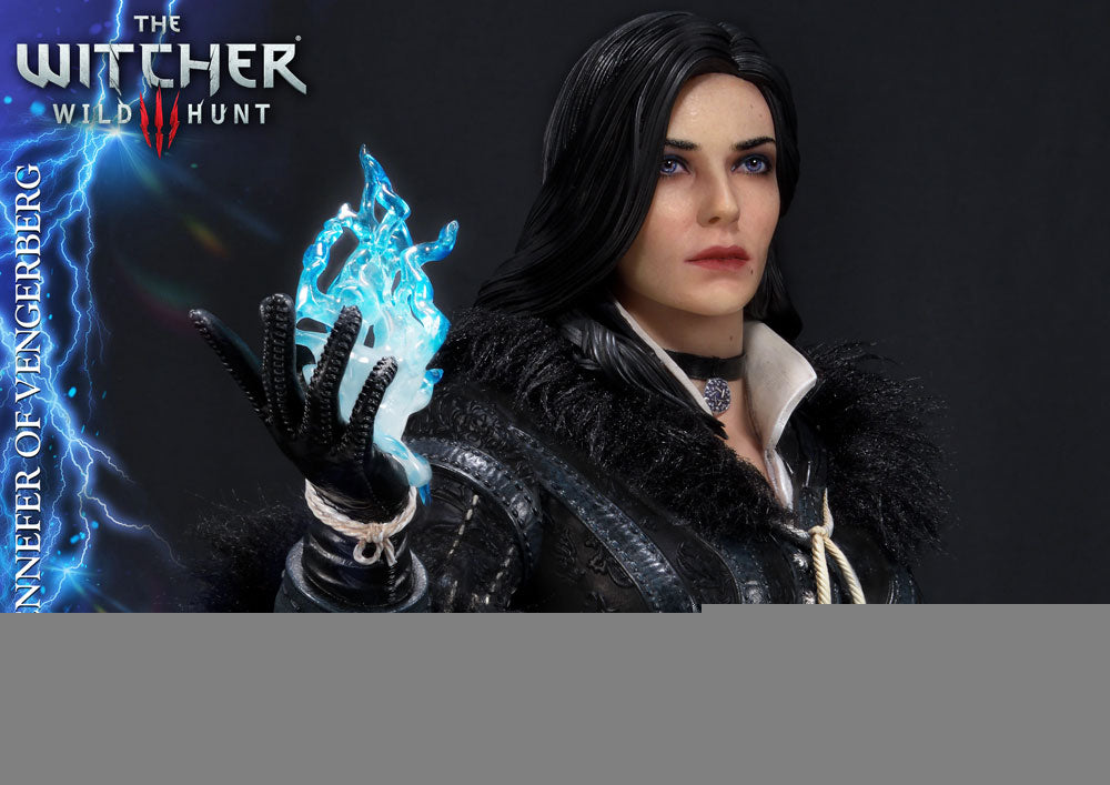 Prime 1 Studio Witcher 3 Wild Hunt Yennefer of Vengerberg Statue