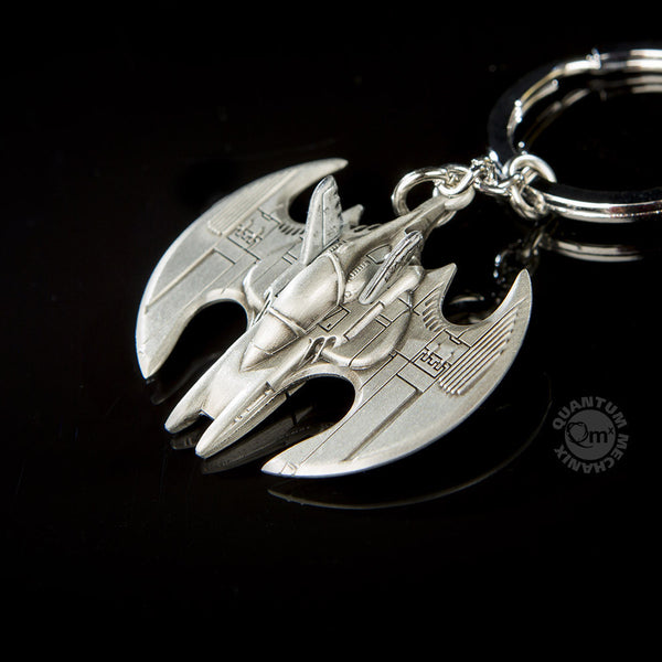 Quantum Mechanix Batwing Keychain Vehicle - Movie Figures - 1