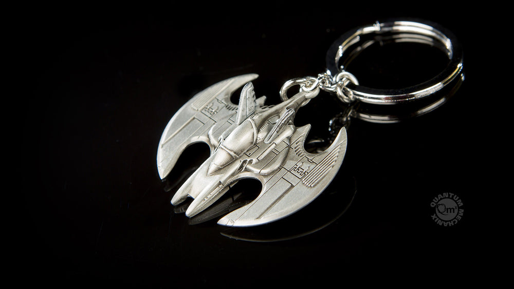 Quantum Mechanix Batwing Keychain Vehicle - Movie Figures - 2