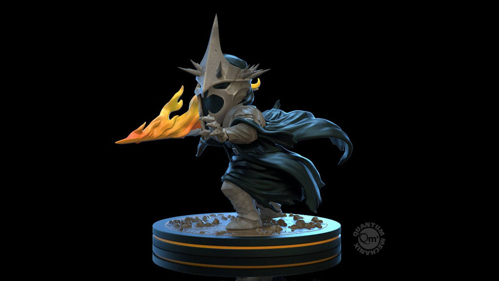 Quantum Mechanix Lord of the Rings Witch King Q-Fig Statue