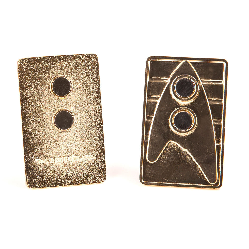 Quantum Mechanix Star Trek Discovery Cadet Badge Prop Replica
