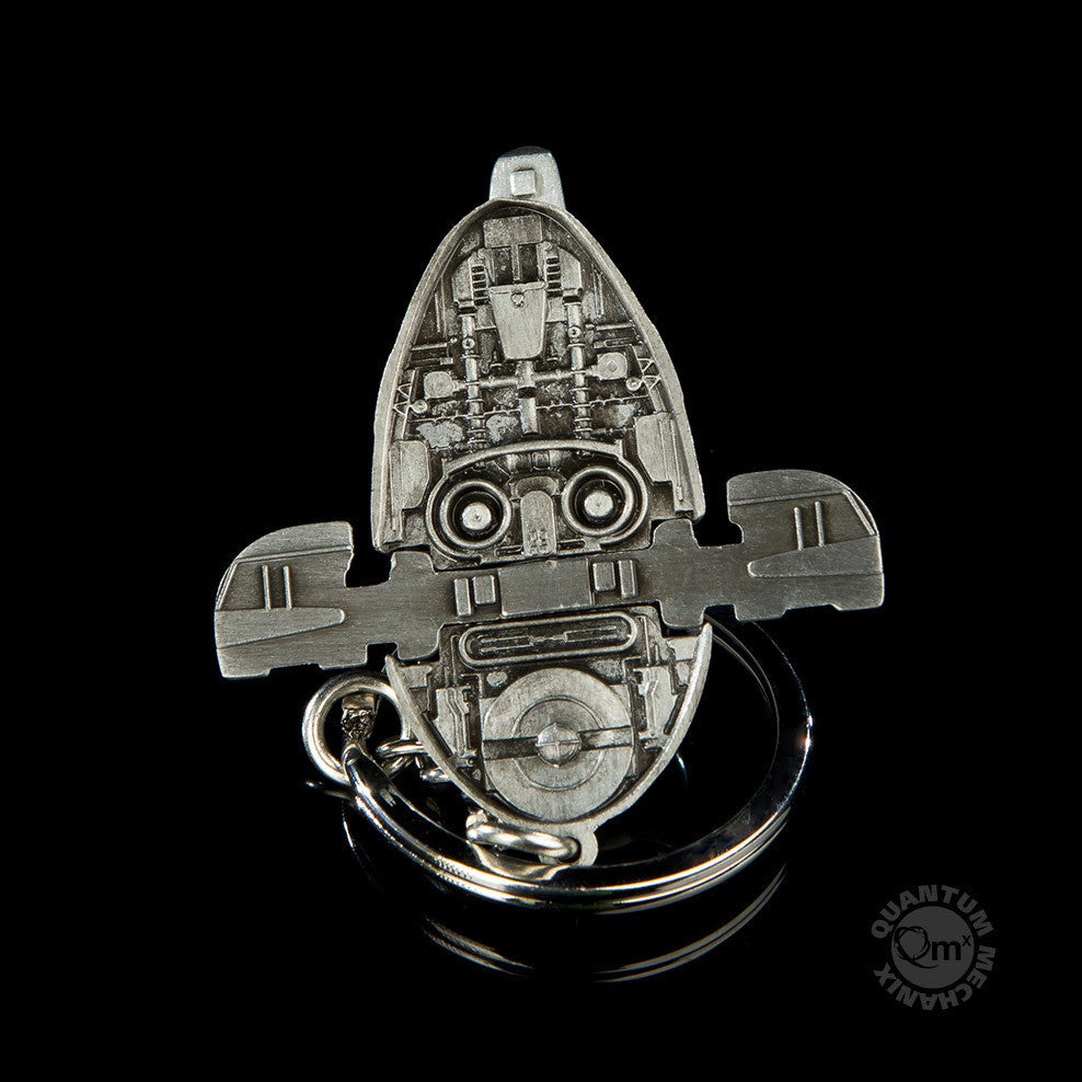 Quantum Mechanix Star Wars Slave 1 Replica Key Chain