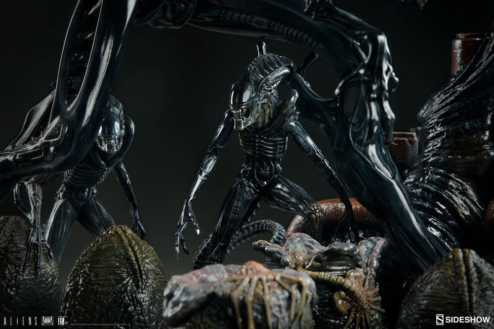 Sideshow Collectibles Aliens Alien Queen Maquette Statue