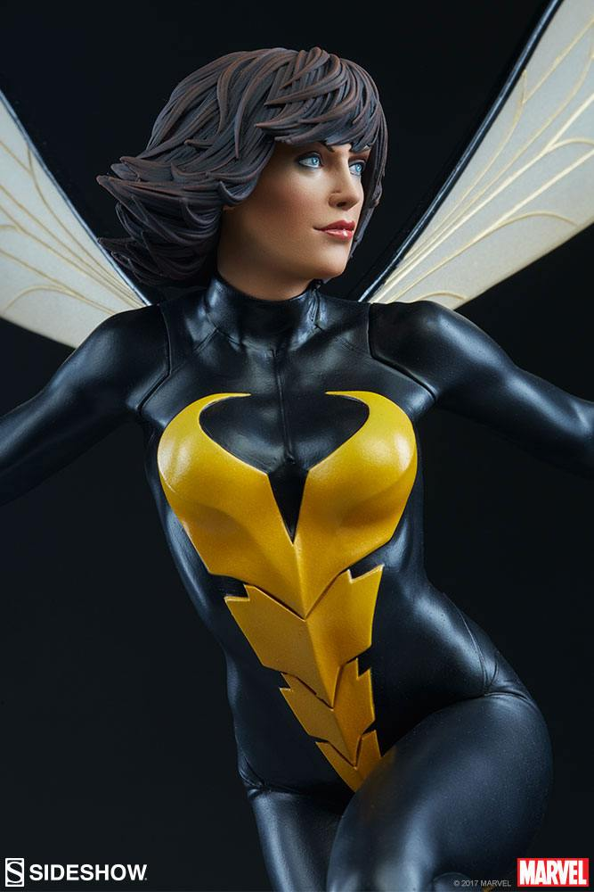 Sideshow Collectibles Avengers Assemble Wasp 1/5 Statue