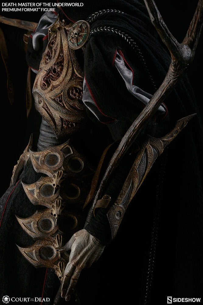 Sideshow Collectibles Court of the Dead Death Master of the Underworld Premium Format Figure 1/4 Statue